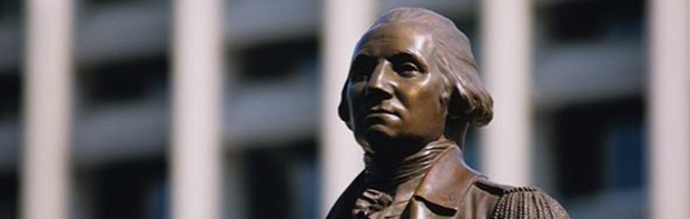 Photo of George Washington Statue